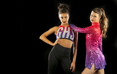 5a4fe95d068 Custom Cheerleading Uniforms and Apparel | The Line Up