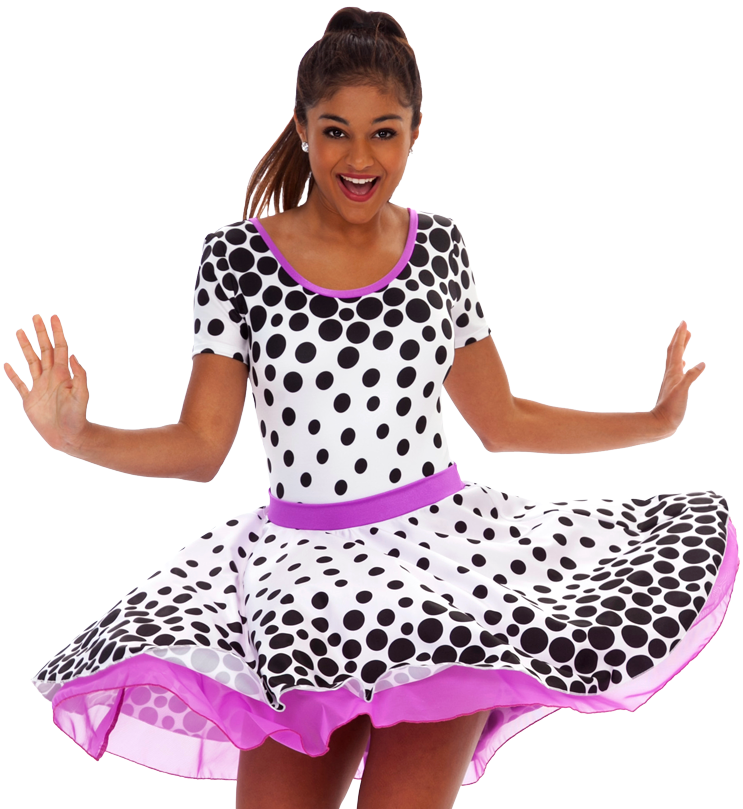 Dye Sublimation for Dance Costumes